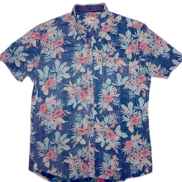 Sunrise Kingdom Tropical Shirt